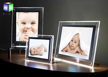 Acryl-LED-Leuchtkasten